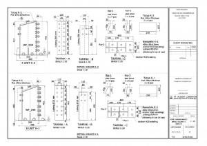 atap,konstruksi,baja,wf,masjid,bangunan,rangka,struktur,iwf,cnp,atap gelombang,spandek,kuda-kuda